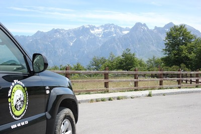 Ruta 4x4 por Picos de Europa dia completo